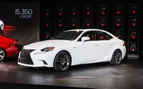 2014 Lexus Is First Look