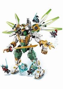 lego ninjago lloyd 39 s titan mech set
