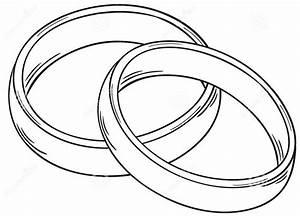 drawing wedding rings wwwimgkidcom the image kid has it With drawing wedding rings