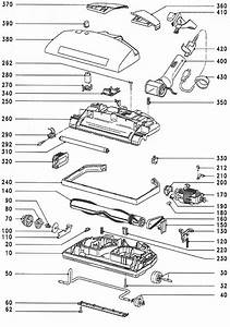 Miele Seb236 Parts Diagram