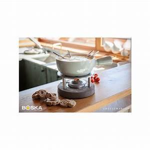 Service À Fondue Savoyarde : service fondue savoyarde avec caquelon en c ramique boska ~ Melissatoandfro.com Idées de Décoration