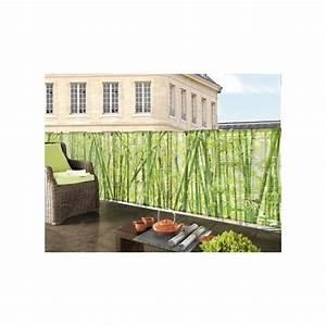Brise Vue Opaque : brise vue imprim e bambou l3xh1m intermas celloplast ~ Premium-room.com Idées de Décoration