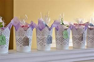 bridal shower favor ideas Ideal Weddings