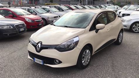Renault Clio Live 1.2 Neopatentati 2015 Usata In Vendita A