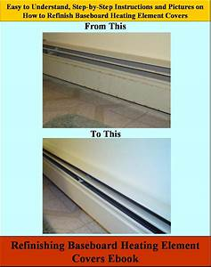 Refinishing Baseboard Heating Cover Ebook