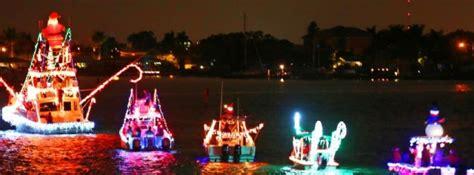 festival of lights florida annual festival of lights illuminated boat parade in