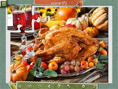 Thanksgiving Holiday Jigsaw Games Play Pc Screenshots