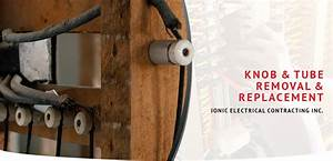 Knob  U0026 Tube Removal  Replacement  Rewiring Cornwall  Ottawa