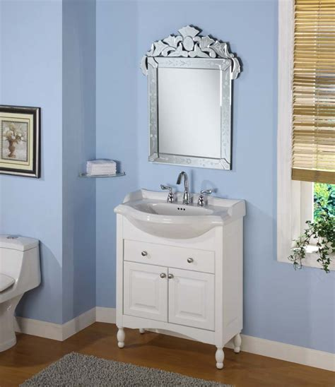 Narrow Bathroom Sinks And Vanities by Bathroom Adds A Luxurious Feeling To Your New