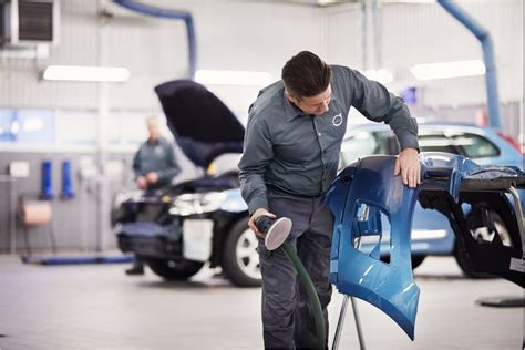 winston salem area auto body repair shop volvo