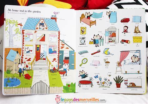 livre de cuisine enfants mon grand livre de mots illustrés en anglais éditions
