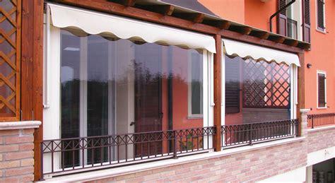 tende per veranda interna tende veranda per chiusure invernali con tenda invernale