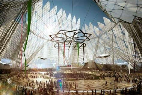 dubai wins world expo bid hok design architect magazine