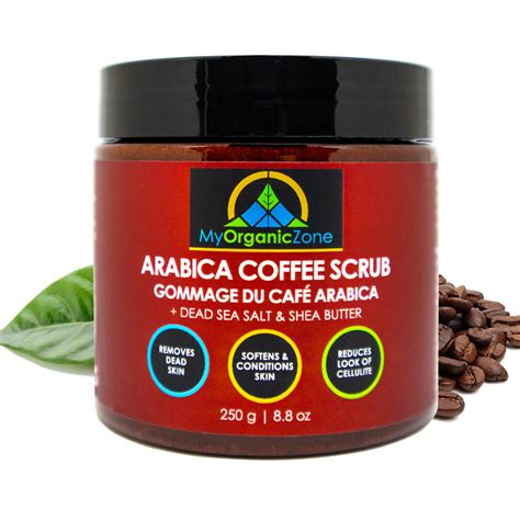 Discover the ogx® body products including body wash and body lotion in various blends. Arabica Coffee Scrub - Natural Exfoliating Body Scrub for ...