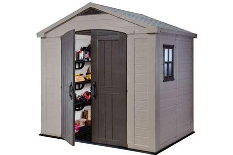 keter 6 x 6 plastic shed plastic sheds plastic garden sheds factor 8 x 6