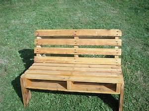 mobilier de jardin avec des palettes inspirant palette With fabriquer un meuble avec des palettes