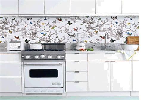 Backsplash Wallpaper For Kitchen  Top Backgrounds