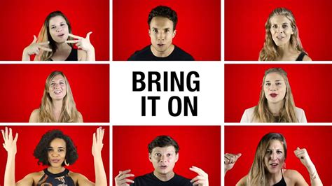 Bring It On 2017! Youtube