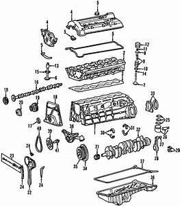 1997 Mercedes-benz E320 Parts