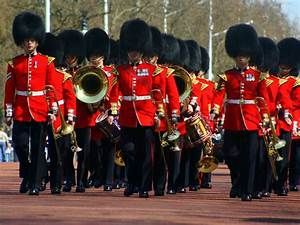 Buckingham Palace Guards or Queens Guards