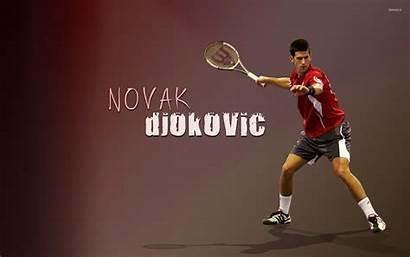 Djokovic Novak Tennis Wallpapers Desktop Backgrounds Previa