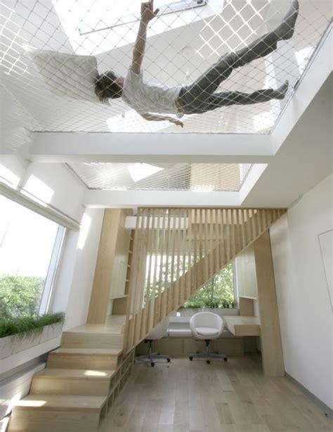 House Hammock by Ceiling Hammock Sleeping Loft For Tiny Houses Tiny
