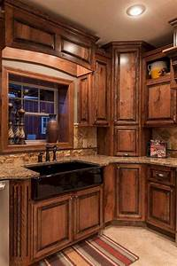 67, The, Top, Rustic, Farmhouse, Kitchen, Cabinets, Ideas