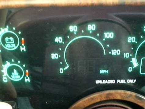 all car manuals free 1990 buick riviera instrument cluster digital cluster in a 1990 buick riviera youtube