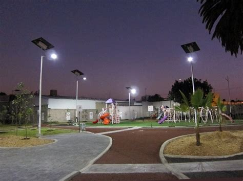 Commercial Outdoor Lights A Smart Choice For Solar