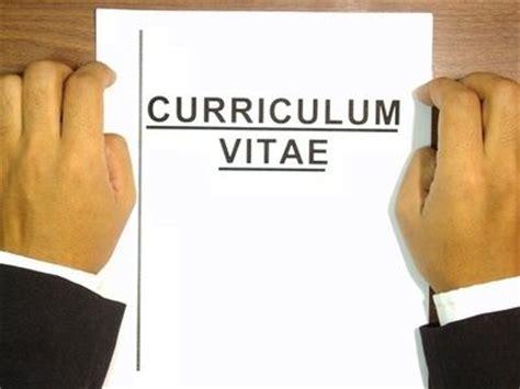 Lop Yang Biasanya Digunakan Untuk Melamar Pekerjaan by Contoh Curriculum Vitae Cv Atau Daftar Riwayat Hidup