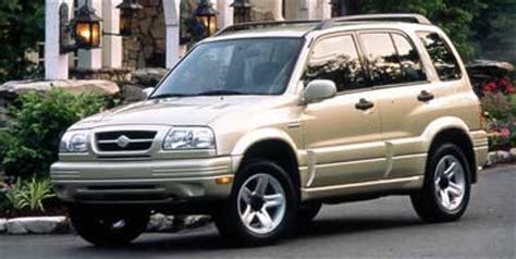 suzuki grand vitara page  review  car connection