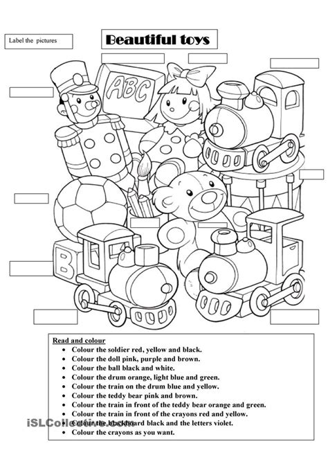 Beautiful Toys  Teaching Kids  Esl  Pinterest  Toy And English