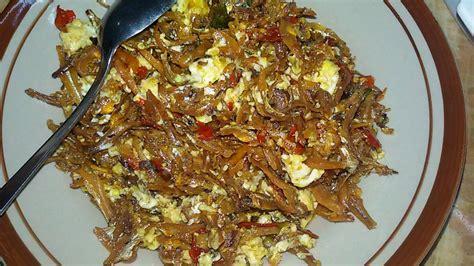 resepi sambal ikan bilis