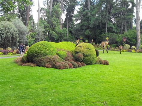 Jardin Des Plantes Nantes Claude Ponti by Van 2014 Le Jardin Des Plantes De Claude Ponti Bull