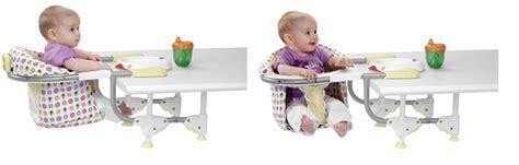 siege pour bebe pour manger bébé la chaise haute diy inside natachouette co
