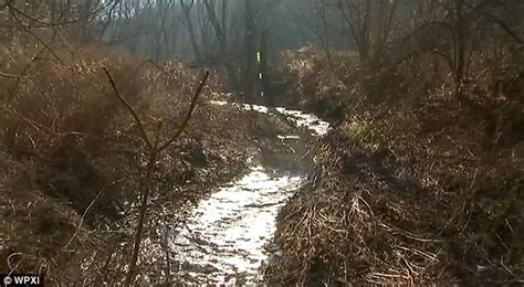 jeremy potocnak  dead  western pennsylvania creek