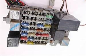 Dash Interior Wiring Harness  U0026 Fuse Box 81