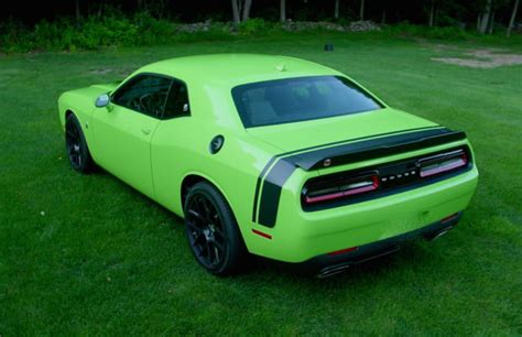 2015 Dodge Challenger Scat Pack Shaker 392 Sublime 8 Speed
