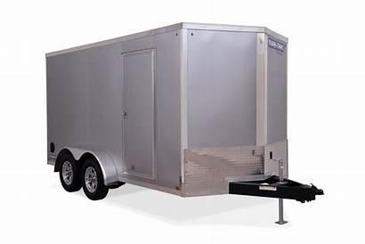 Wedge Cargo Sure Trac Tandem Optimized Enclosed
