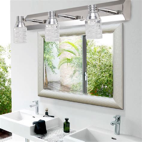 Bathroom Vanity Light Fixture by Modern Mirror Bathroom Vanity Light 6w Wall