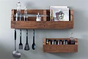 Acheter Meuble En Palette Bois : meuble de cuisine en palette de bois ~ Premium-room.com Idées de Décoration