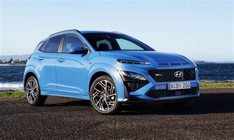 The kona debuted in june 2017 and the production version was. 2021 Hyundai Kona on sale in Australia, adds sporty N Line ...