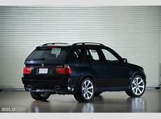 BMW X5 48is 2005 Technical specifications Interior and