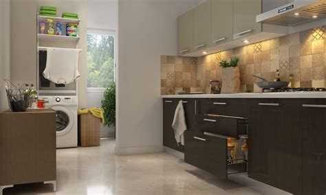 small parallel kitchen design buy agnes modular kitchen in india 5538