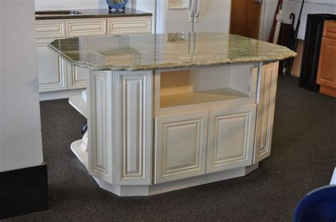 Antique White Kitchen Island For Sale  $200000 (long