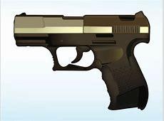 Vector Gun Vector Art & Graphics freevectorcom