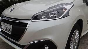 Teste  Novo Peugeot 208 Allure 1 2 12v
