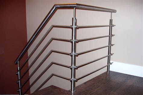 Stainless Steel Rod Railing / Iron Grill Design For