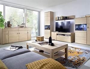 Lowboard Eiche Massiv : lowboard torrent 3 eiche bianco massiv 149x56x52 tv m bel tv schrank kaufen bei vbbv gmbh co kg ~ Markanthonyermac.com Haus und Dekorationen