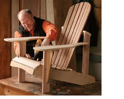 Pdf How To Build Adirondack Chair Wooden Plans How To And